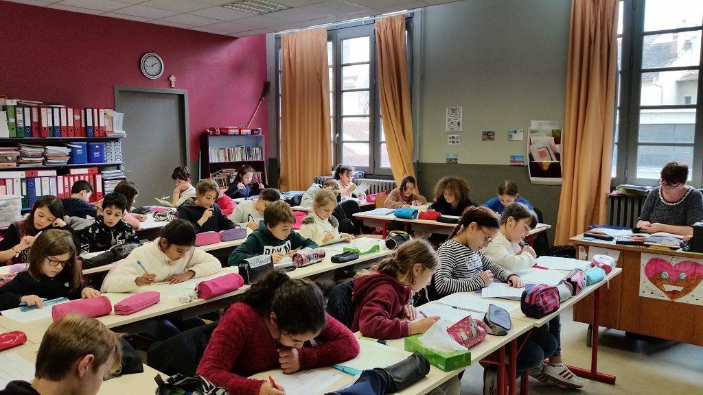 Ecole Sainte Marie de Nevers CM