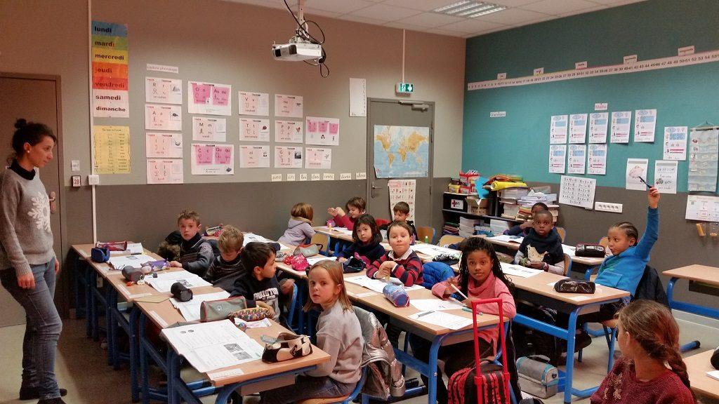 Ecole Sainte Marie de Nevers CP