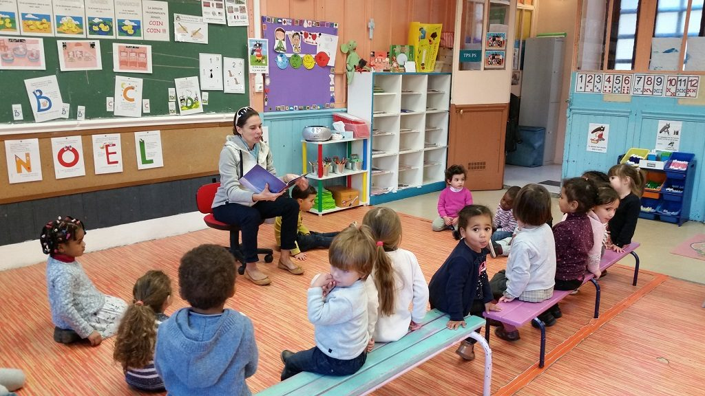 Ecole Sainte Marie de Nevers TPS PS